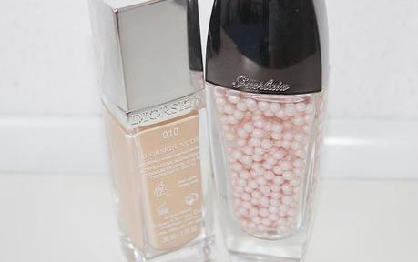 New in: Guerlain & Dior