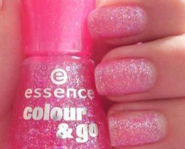 [Review] essence colour&go; - 105 party princess