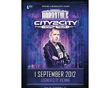 City Of Hardstyle - City2City World Tour