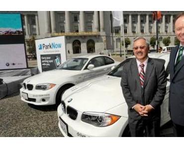 BMW startet mit 70 Elektroautos sein Carsharing Projekt in San Francisco