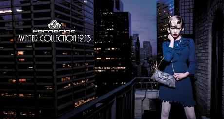Fornarina ADV Campaign Fall/Winter 2012-13  Metropolitain Beauty