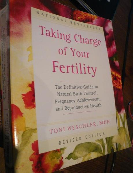 taking charge of your fertility buch