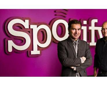 Spotify und Telekom machen gemeinsame Sache