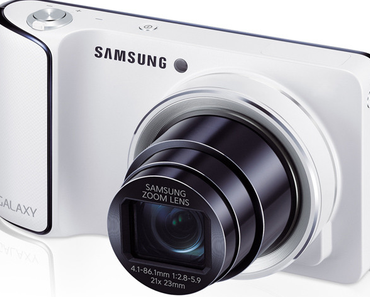 Samsung Galaxy Camera – Die Android-Kamera