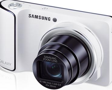 Samsung Galaxy Camera – Die Android-Kamera