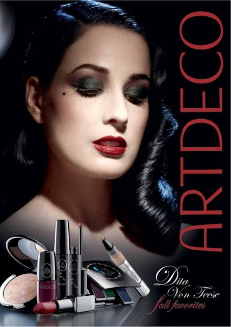 "ARTDECO ""Dita Von Teese Collection"