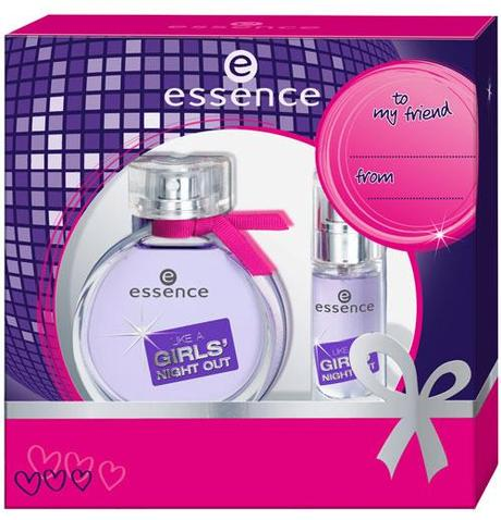 Essence Weihnachts- Fragrance Sets