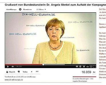 """Syrien, Europa und """"Die repräsentativste Umfrage aller Zeiten"""" auf youtube"""