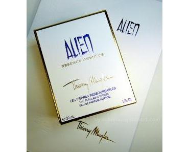 Thierry Mugler ALIEN Essence Absolue! …eine außerirdische Opulenz?