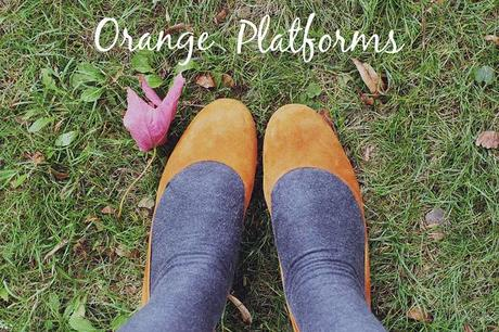 herbstoutfit vagabons suede platforms orange mirapodoneu
