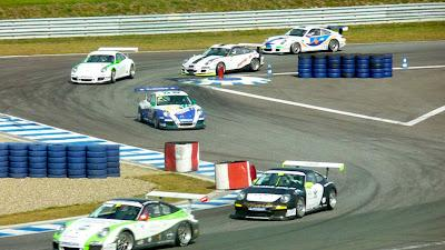 Porsche Sports Cup in Oschersleben