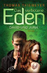 Book in the post box: Das verbotene Eden. David und Juna
