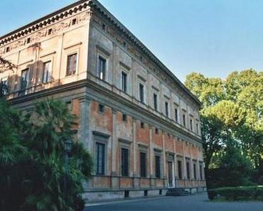 Musik und Kunst der Renaissance in der Villa Farnesina
