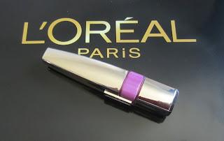 L'Oreal Shine Caresse Lips inkl. Swatch
