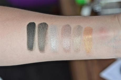Smashbox Cremelidschatten Review & Swatches