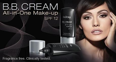 IsaDora B.B. Cream All-in-One Make-up SPF 12