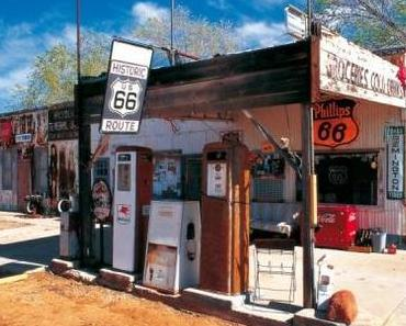Baback Haschemi: Route 66 – Straße der Sehnsucht
