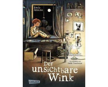 Rezension – Emily Jenkins: Der unsichtbare Wink