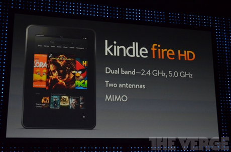 Amazon Kindle HD 1