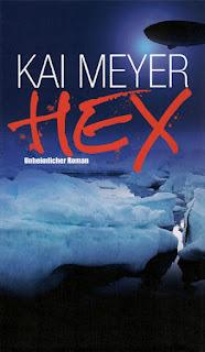 Book in the post box: Hex