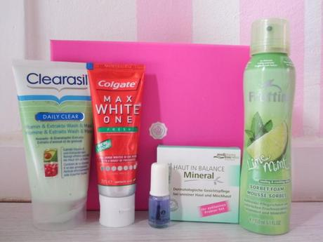 Glossybox Young Beauty - September