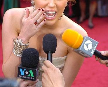 Miley Cyrus: Bewaffneter Einbrecher verhaftet