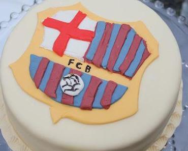 Barcelona-Torte