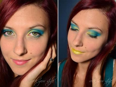 [Monday Make-Up Madness] Cocktails
