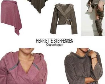 Kuschelweich-Mode aus hochwertigem Fleece von Henriette Steffensen!