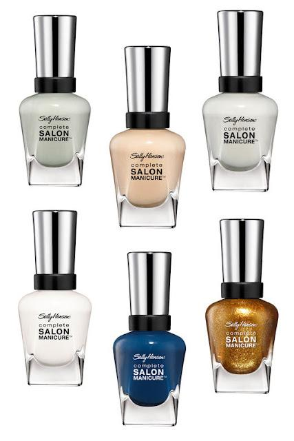 Sally Hansen - Designer Kollektion