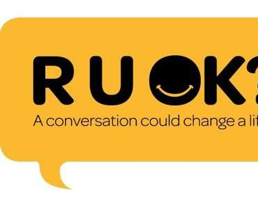 R U OK? – National R U OK Day? in Australien