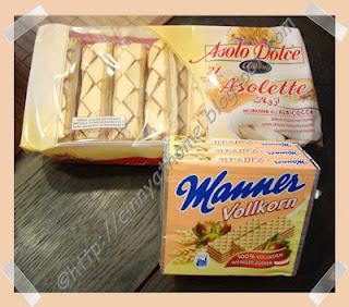 Manner Kekse Asolo Dolce