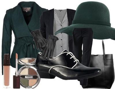 business outfit trends im herbst 2012. Black Bedroom Furniture Sets. Home Design Ideas