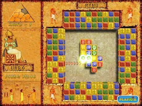 Brickshooter Egypt HD (Premium) for iPad - Разгадайте тайны древних иерогли