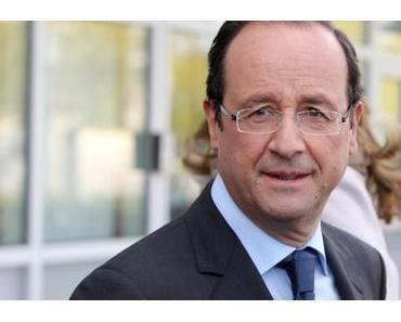 """Hollande bleibt hart: """"Ab 1 Million Euro 75% Steuern – keine Ausnahmen"""""""