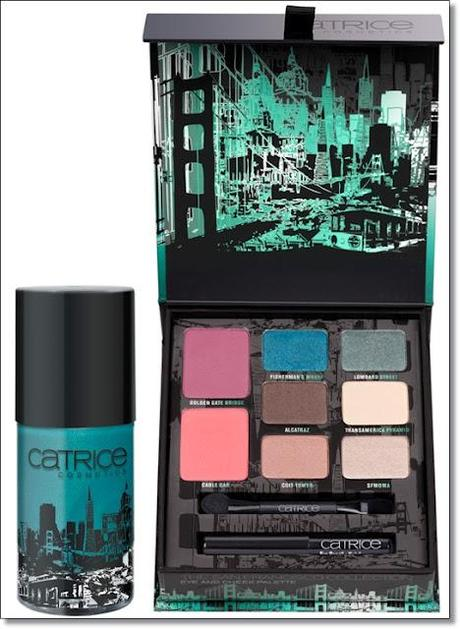 "Limited Edition ""Big City Life"" by CATRICE"