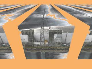 Fessenheimer lieben ihr Atomkraftwerk, weil sie der Meinung sind, dass man Geld doch essen kann