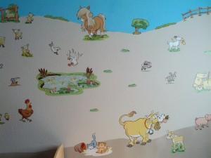 Juniors neues Kinderzimmer!