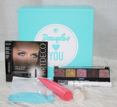 Douglas Box of Beauty September