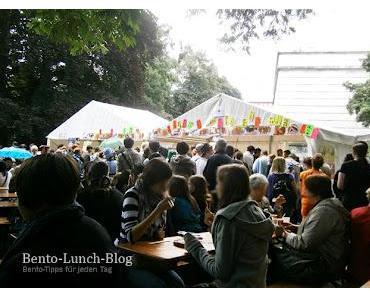 Japanfest in München / Englischer Garten 2012
