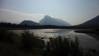 Banff - Kelowna: Freut euch des Lebens!