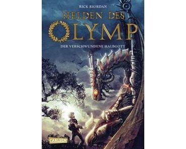 Leseprobe –  Rick Riordan: Helden des Olymp – Der verschwundene Halbgott