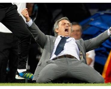 Real Madrid – Manchester City:  Gewonnen, trotz Mourinho