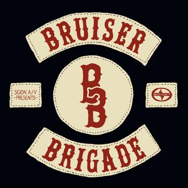 Danny Brown – Bruiser Brigade EP [Download & Stream]