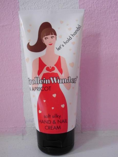 [Review] Frollein Wunder - Hand & Nail Crem