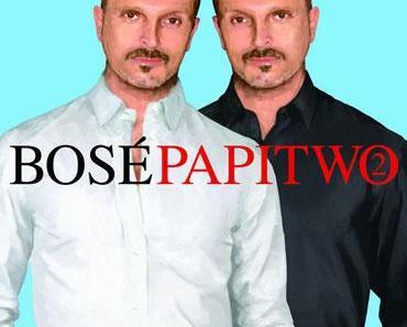 """Miguel Bosé auf """"Papitwo"""" Tour im Palau Sant Jordi"""