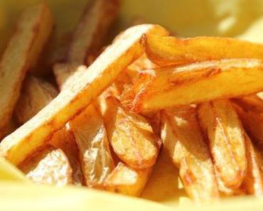 Handgemacht in 10 Minuten: Knusprige Pommes ohne Fritteuse