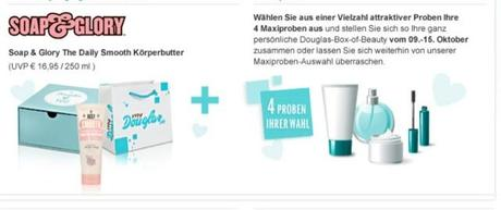 Douglas Box of Beauty [Vorschau Oktober 2012]