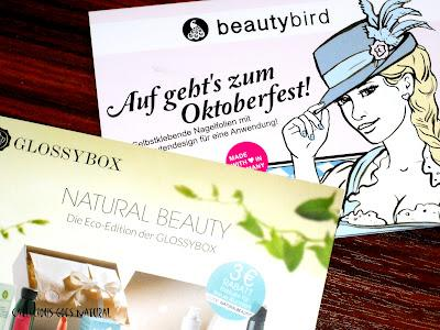 GlossyBox September [The End]