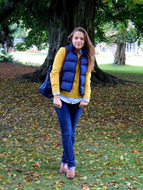 Outfit: Happy-Herbst-Look